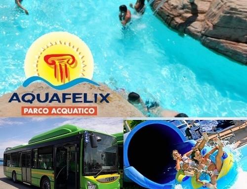 TPL, da domenica 9 giugno torna la Linea Bus per l'Aquafelix