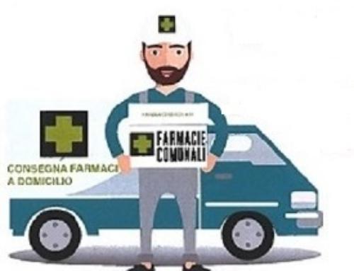 CSP INFORMA: dal 6 Dicembre consegna farmaci a domicilio gratuita