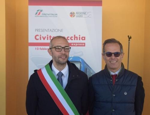 """Inaugurato il """"Civitavecchia Express"""", biglietto integrato con il TPL"""