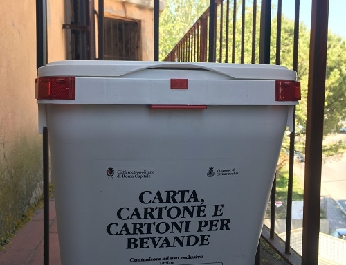 PAP, tempo di esposizione dei contenitori