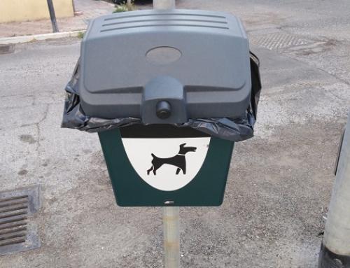CSP INFORMA: deiezioni canine, prosegue la posa dei cestini – Mappa delle vie
